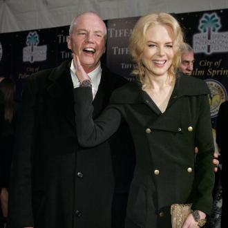 Nicole Kidman Not Ready To Work After Dad's Death
