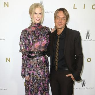 Keith Urban and Nicole Kidman's seaside Christmas