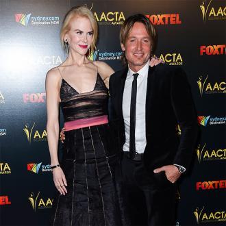 Keith Urban lucky to have Nicole Kidman