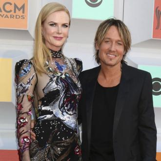 Keith Urban not worried about Nicole Kidman's raunchy scenes