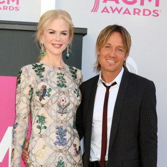 Keith Urban helps Nicole Kidman stay sensitive