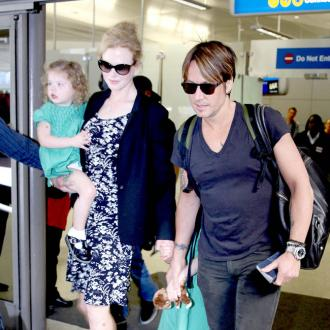 Keith Urban: Nicole Does An Amazing Job