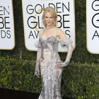 Nicole Kidman's daughters chose Globes dress