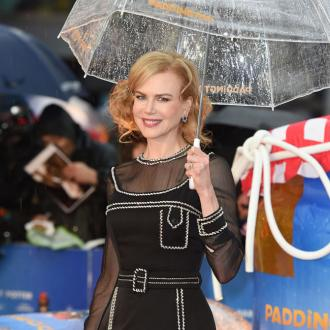 Nicole Kidman is 'happy' to be the villain