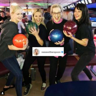 Meryl Streep and Big Little Lies cast share girls night out