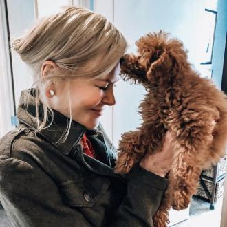 Nicole Kidman Adopts Puppy