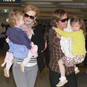Nicole Kidman's Working Mother Struggle