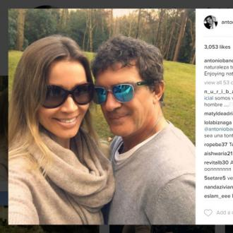 Antonio Banderas is 'enjoying nature' following his health scare