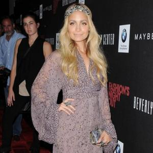 Nicole Richie Isn't Try To Prove Herself