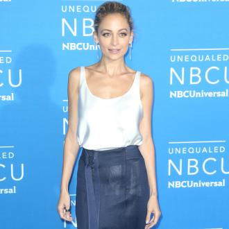 Nicole Richie loves experimenting with her hair