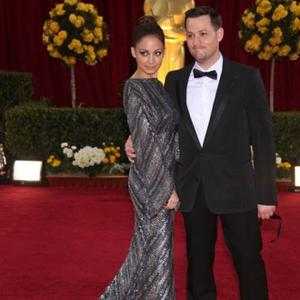 Nicole Richie 'Anchored' By Joel