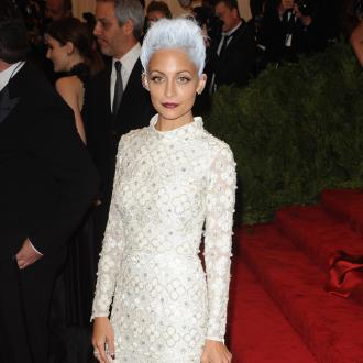 Nicole Richie gets fashion tips from RuPaul