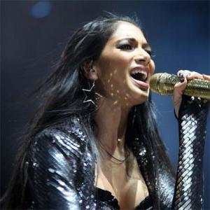 Nicole Scherzinger Wants Geek Role