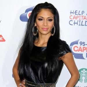 Nicole Scherzinger Fascinated By Cowell
