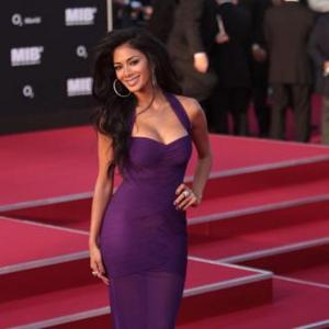 Nicole Scherzinger's Romantic Night With Lewis