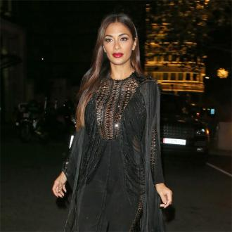 Nicole Scherzinger suffered tonsillitis in South Africa
