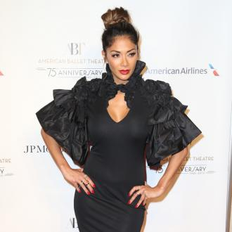 Nicole Scherzinger couldn't cope with Whitney Houston meeting