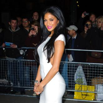 Nicole Scherzinger's Watercolour Inspiration