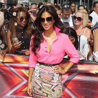 Nicole Scherzinger Is A 'Cheeky' Drunk