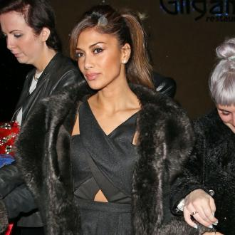Nicole Scherzinger Hangs Out With Prince At Hotel