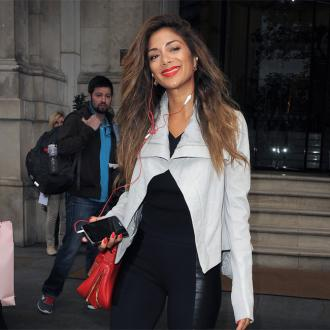 Nicole Scherzinger House-hunting In London