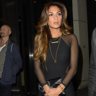 Nicole Scherzinger Craves Exercise