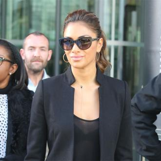 Nicole Scherzinger Jumps From Moving Limo