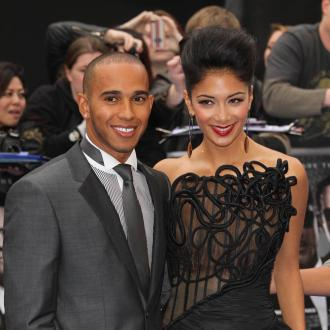 Nicole Scherzinger And Lewis Hamilton Engaged?