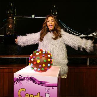 Nicole Scherzinger's Candy Crush