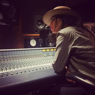 Nicole Scherzinger working on new music