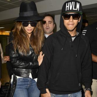 Lewis Hamilton And Nicole Scherzinger Are Too 'Young' For Babies
