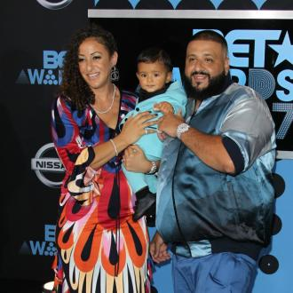 DJ Khaled: My son a 'blessing'