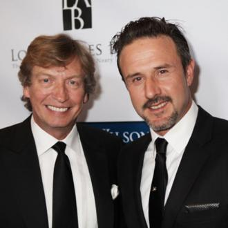 Nigel Lythgoe Honoured At La Ballet Rubies Gala