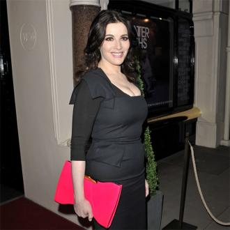 Nigella Lawson Poses Make-up Free For Vogue