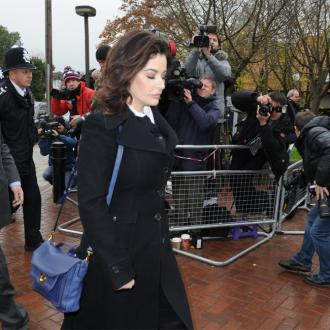 Nigella Lawson Throat Incident Caused By Baby?