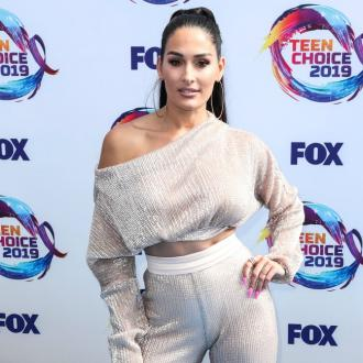 Nikki Bella is getting real about her postpartum weight loss journey