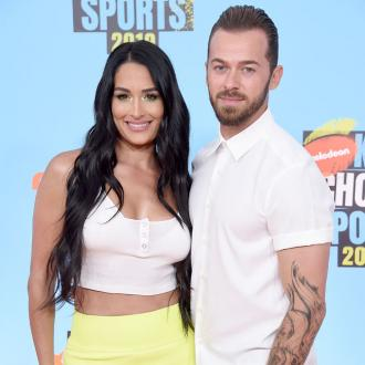 Nikki Bella thanks universe for bringing her Artem Chigvintsev
