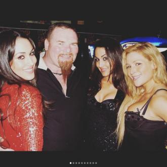 Nikki Bella pays tribute to Jim 'The Anvil' Neidhart