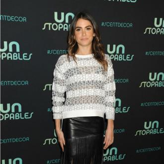 Nikki Reed Can't Stop Staring At Engagement Ring