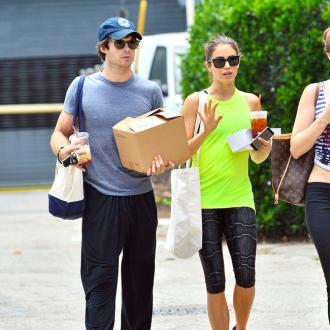 Nikki Reed And Ian Somerhalder Want Kids?