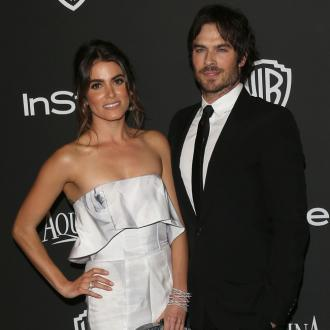 Nikki Reed is engaged to Ian Somerhalder