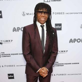 Nile Rodgers for Glastonbury