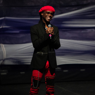 Nile Rodgers: The world needs live music 'now more than ever'