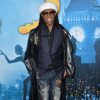 Nile Rodgers has 11 televisions switched on 247 at home to help his creativity