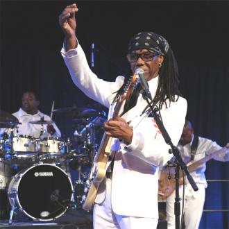 Nile Rodgers Wants To Work With The Edge