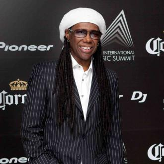 Nile Rodgers working with Kanye West