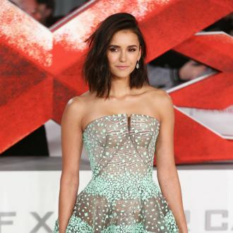 Nina Dobrev Wants To Save Sharks