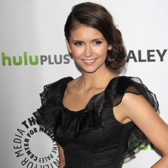 Nina Dobrev Is 'Happy' For Ian Somerhalder
