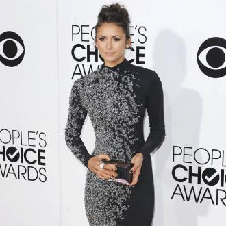 Nina Dobrev welcome back to Vampire Diaries