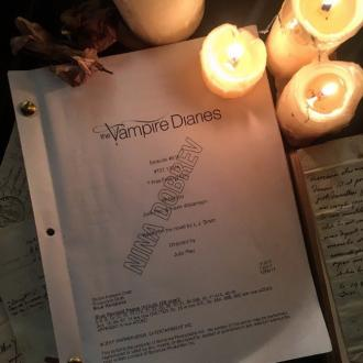 Nina Dobrev returning to The Vampire Diaries for series final